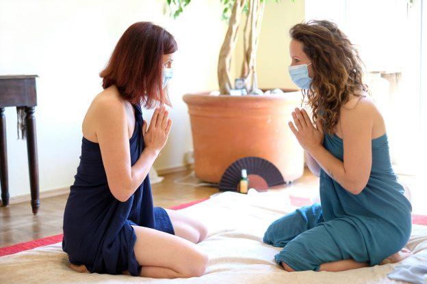 Tantramassage TMV in Zeiten von Corona
